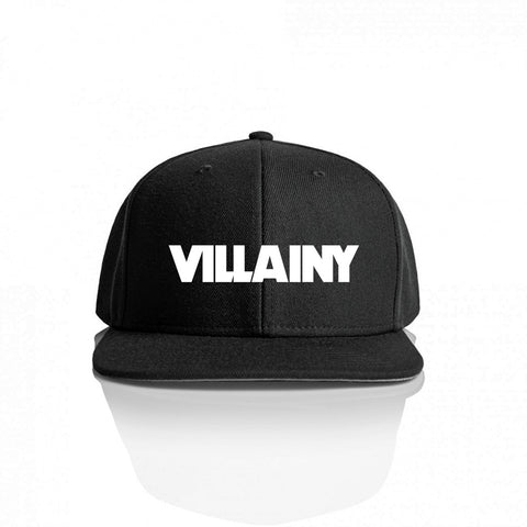 NEW Villainy 2021 logo cap