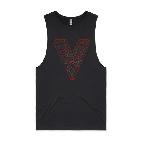 NEW 'Villainy' 2021 tank singlet
