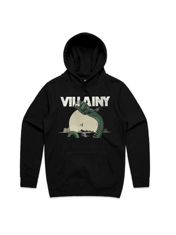 "NEW Villainy ""Monster"" 2021 Hoodie"