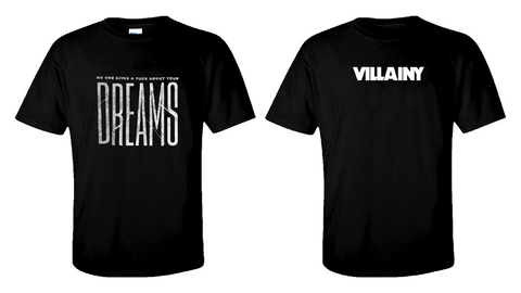 'Dreams' 2019 t-shirt