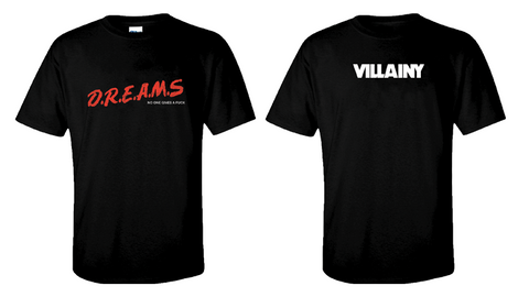 'Dreams' (no one gives a f***) 2019 t-shirt