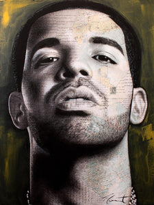 """Drake"" by André Monet"