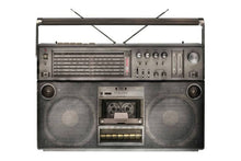 "Load image into Gallery viewer, ""Boombox 16"" by Lyle Owerko"
