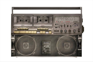 """Boombox 17"" by Lyle Owerko"