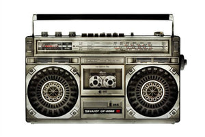"""Boombox 19"" by Lyle Owerko"