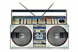 """Boombox 29"" by Lyle Owerko"