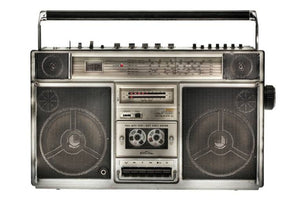 """Boombox 3"" by Lyle Owerko"