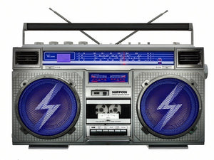 """Boombox 35"" by Lyle Owerko"