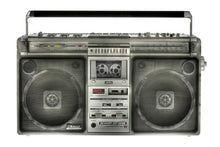 "Load image into Gallery viewer, ""Boombox 5"" by Lyle Owerko"