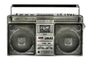 """Boombox 5"" by Lyle Owerko"