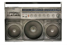 "Load image into Gallery viewer, ""Boombox 7"" by Lyle Owerko"