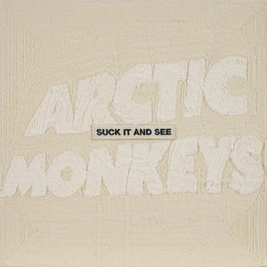 """Suck it and See, Arctic Monkeys"" by Stephen Wilson"