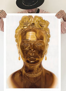 """Frida Golden"" by Mike Dargas"