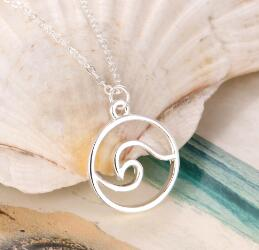 *FREE* Nautical Wave Necklaces (10 designs available)