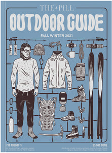 The Pill Outdoor Guide Winter 2021