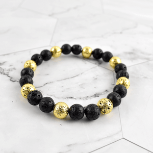 The Golden Bracelet Set