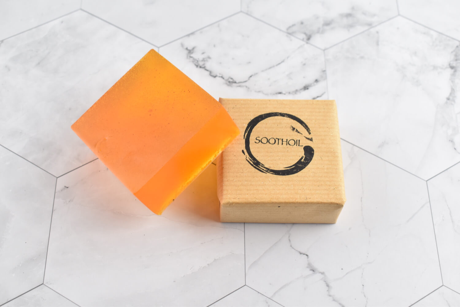 Golden Turmeric Soap Bar