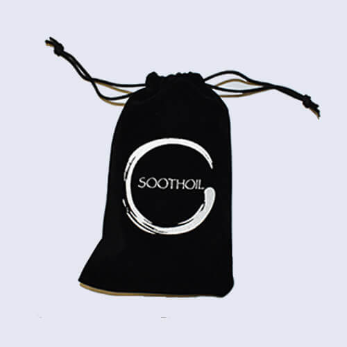 SoothOil Premium Flannel Pouch