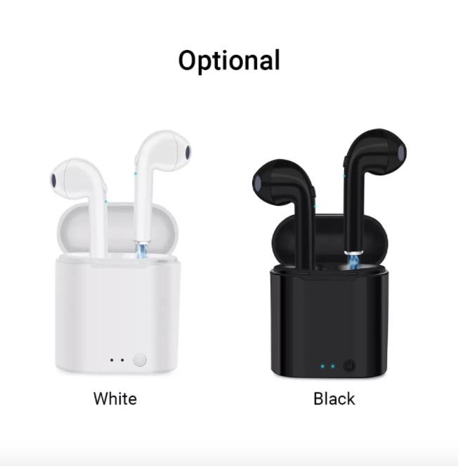 AirTouch of Wireless Earphone