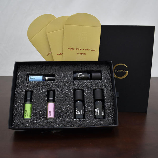 SoothOil CNY Gift Box