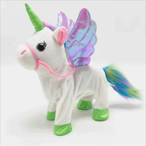 Electronic Walking Unicorn