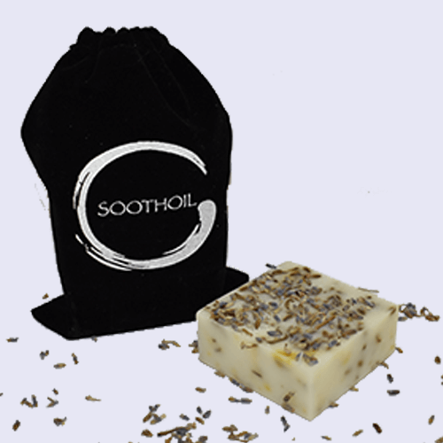 Handmade Natural Lavender Soap Bar