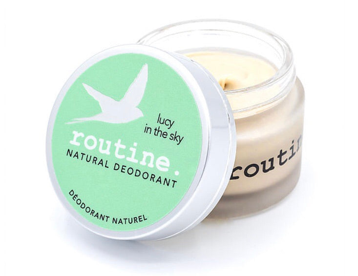 Routine Natural Deoderant
