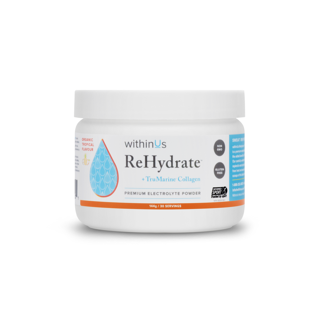 Rehydrate Electrolyte and Collagen