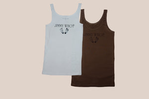 Jimmy Who? The Essentials Tank Top Styles