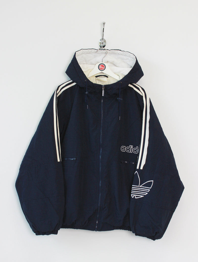 Adidas Coat Navy (XL)