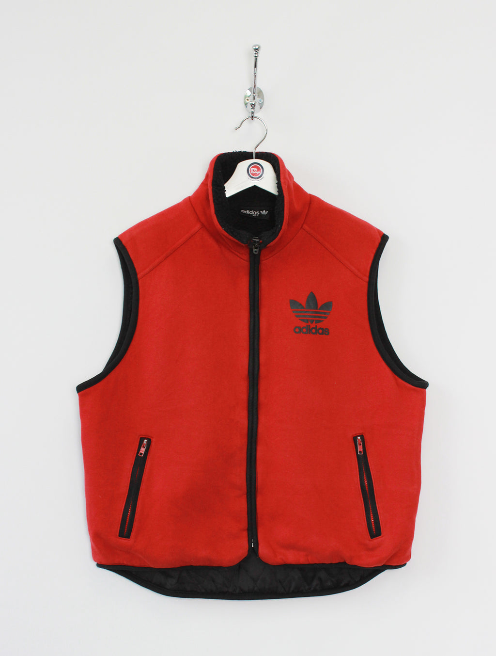 Adidas Sherpa Lined Gilet (M)