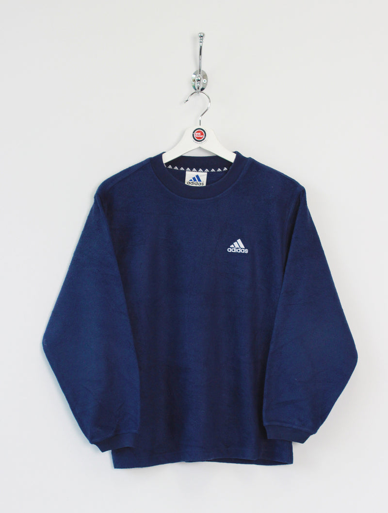 Adidas Fleece Crewneck (S)