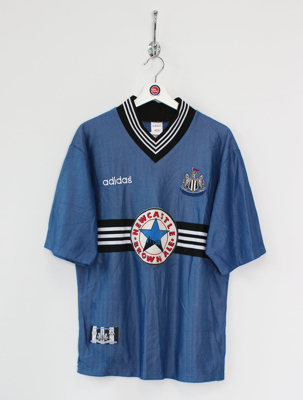 1996/97 Newcastle Football Shirt (M)