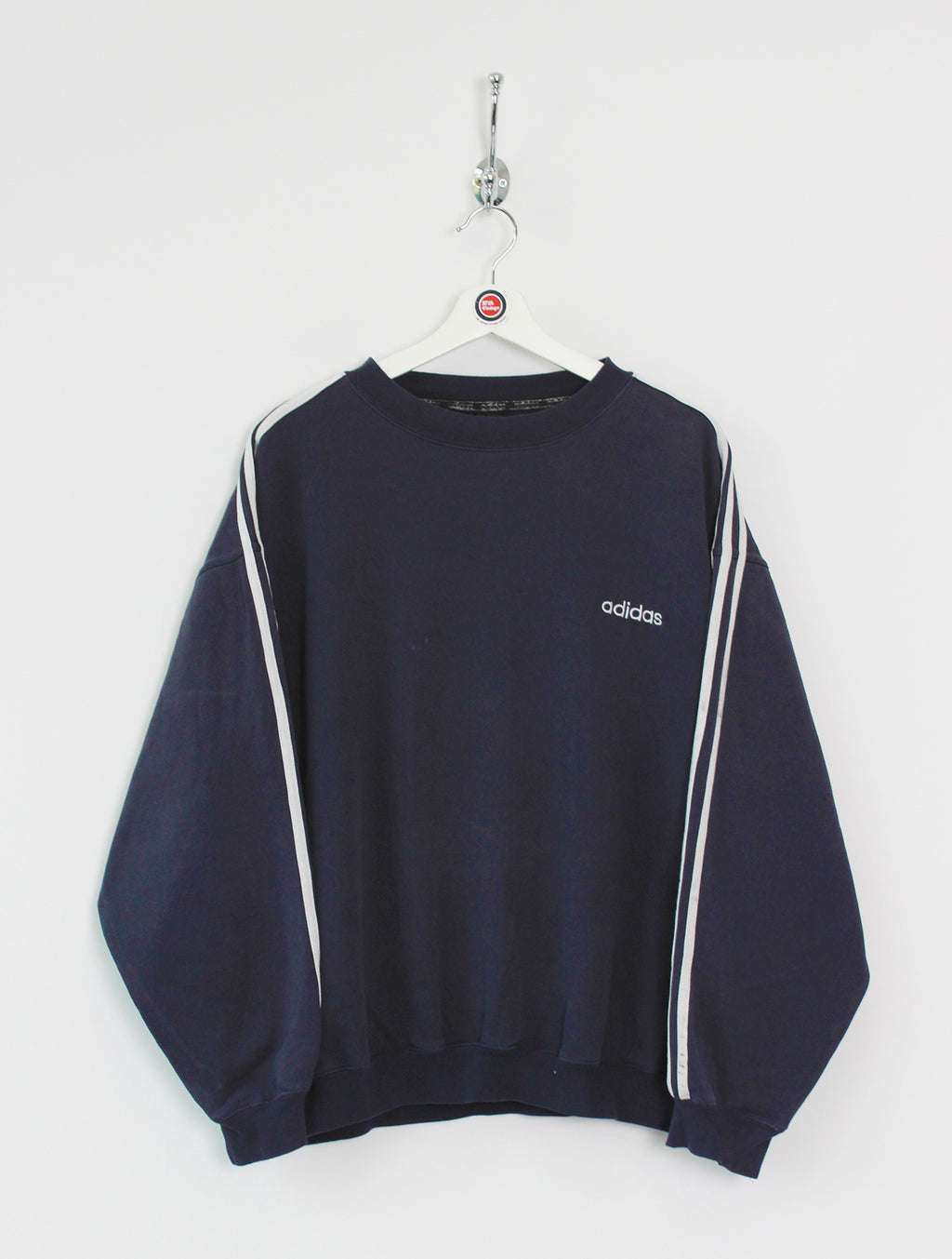 Adidas Sweatshirt Navy (XL)