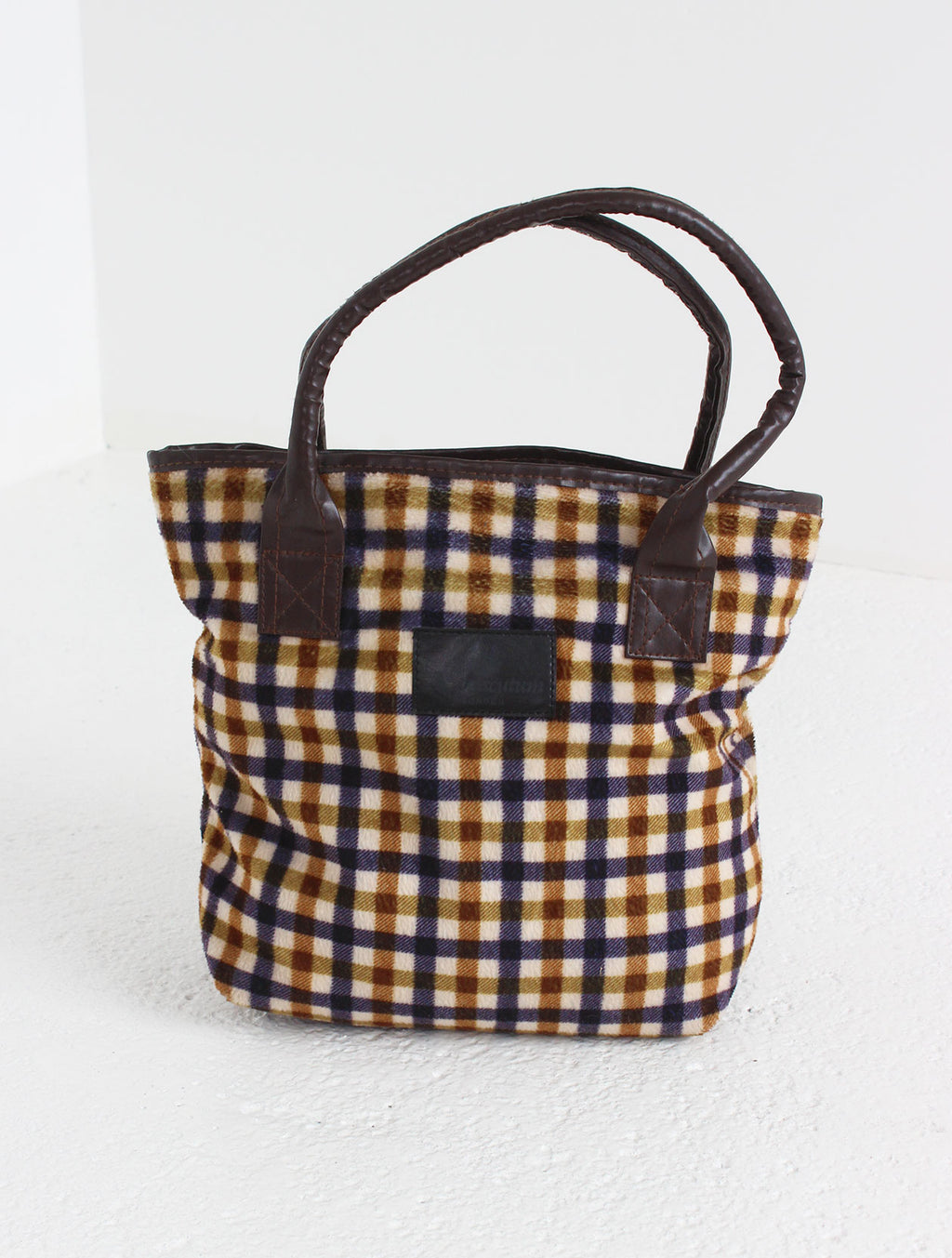 Aquascutum House Check Handbag