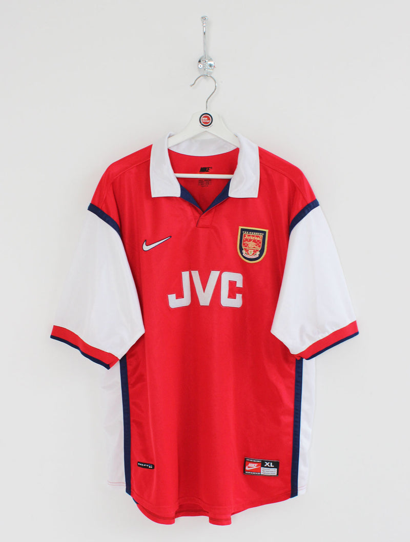 1998/99 Arsenal Football Shirt (XL)