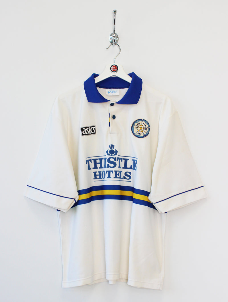 1993/95 Leeds United Football Shirt (XL)