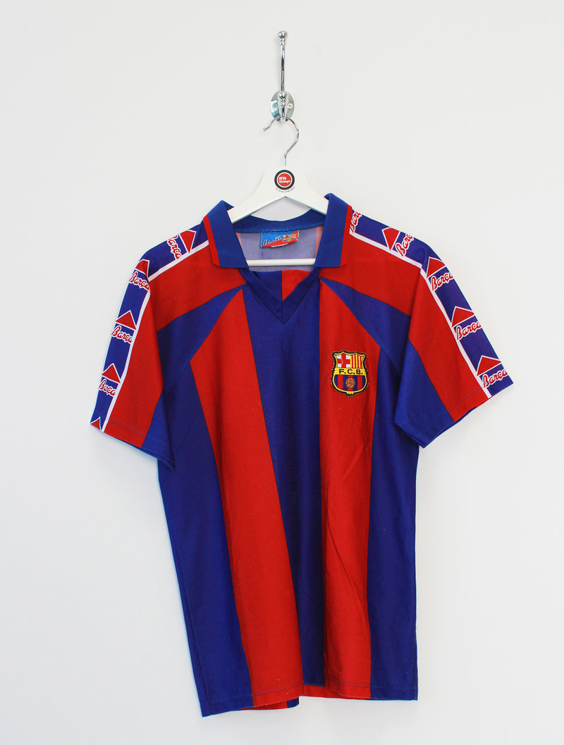 1996/97 Barcelona Football Shirt (S)
