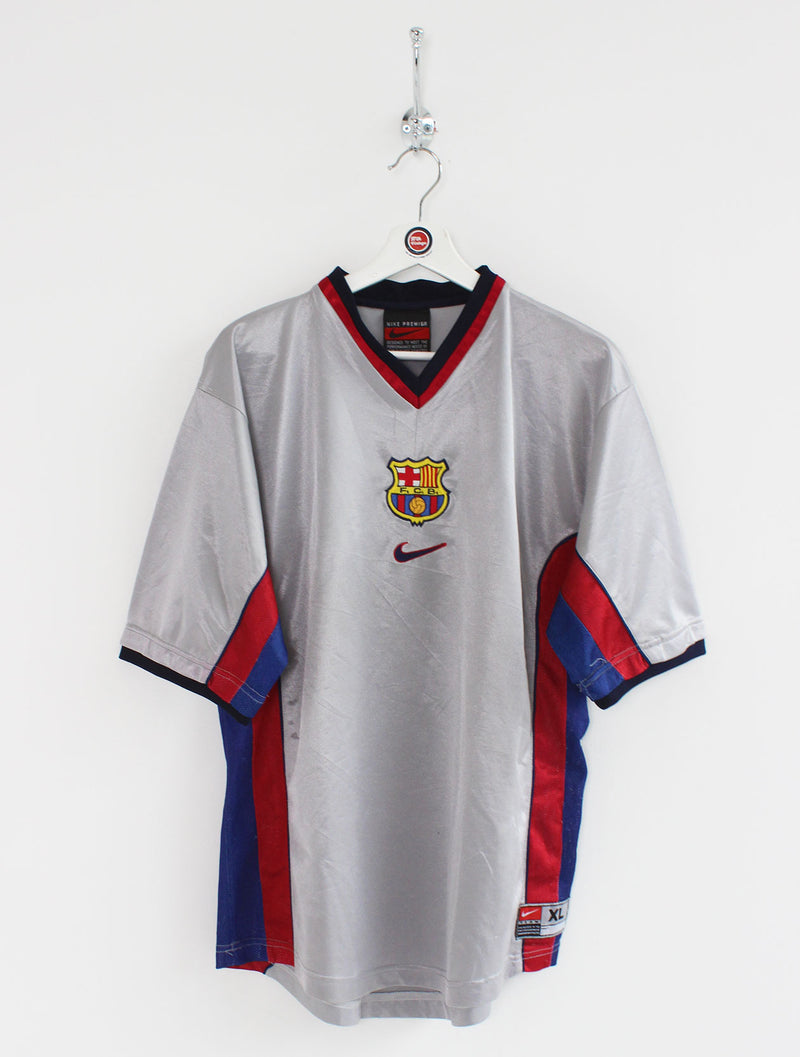 1999/00 Barcelona Football Shirt (XL)