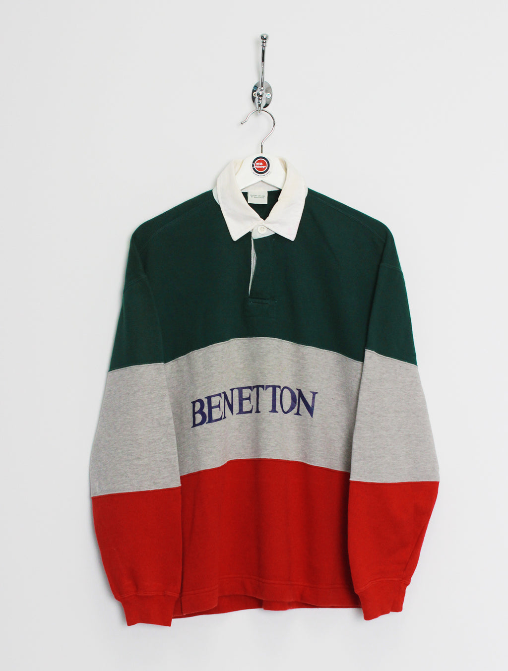 Benetton Polo Shirt (S)