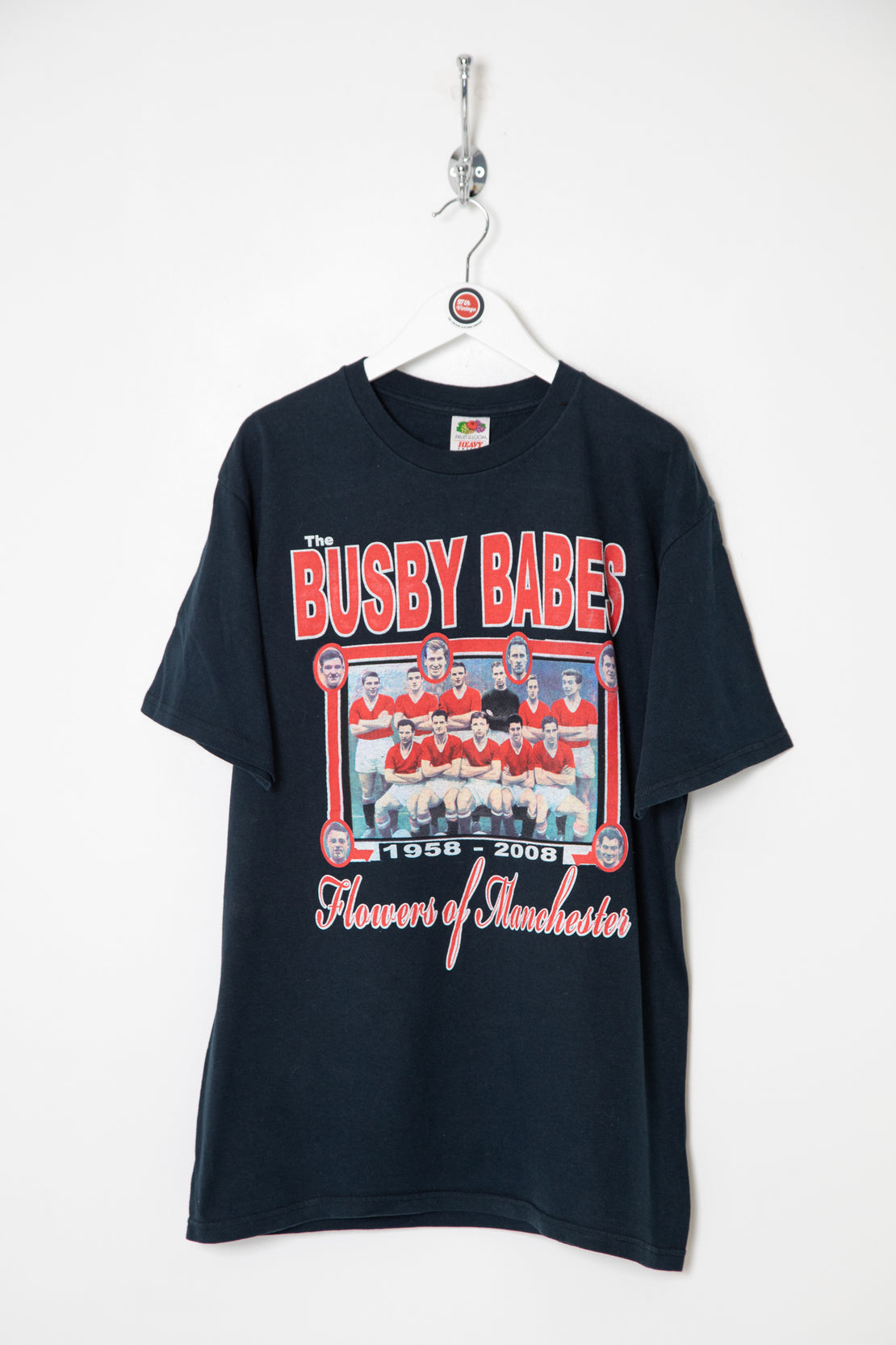 The Busby Babes T-Shirt (L)