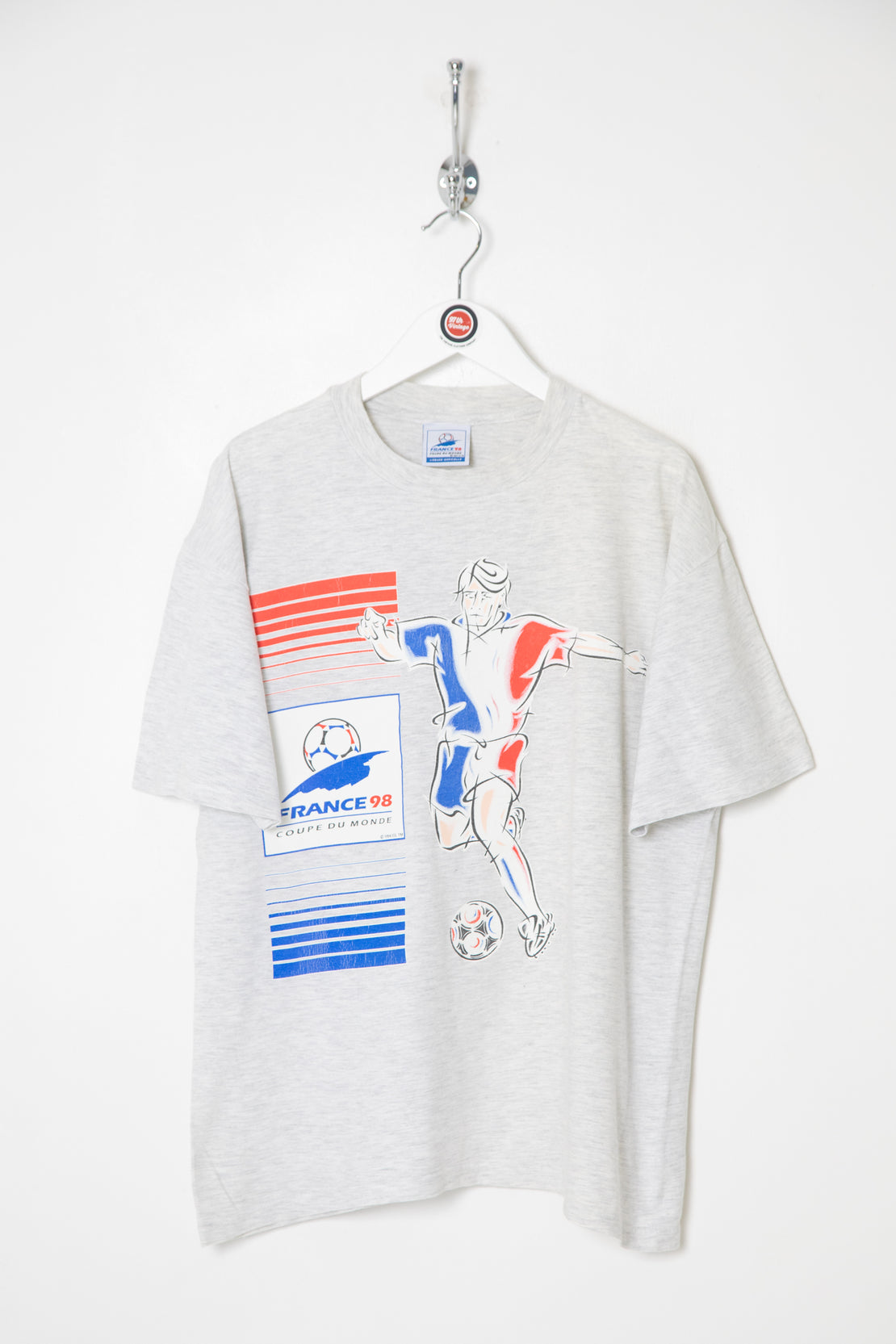 1998 France World Cup T-Shirt (M)