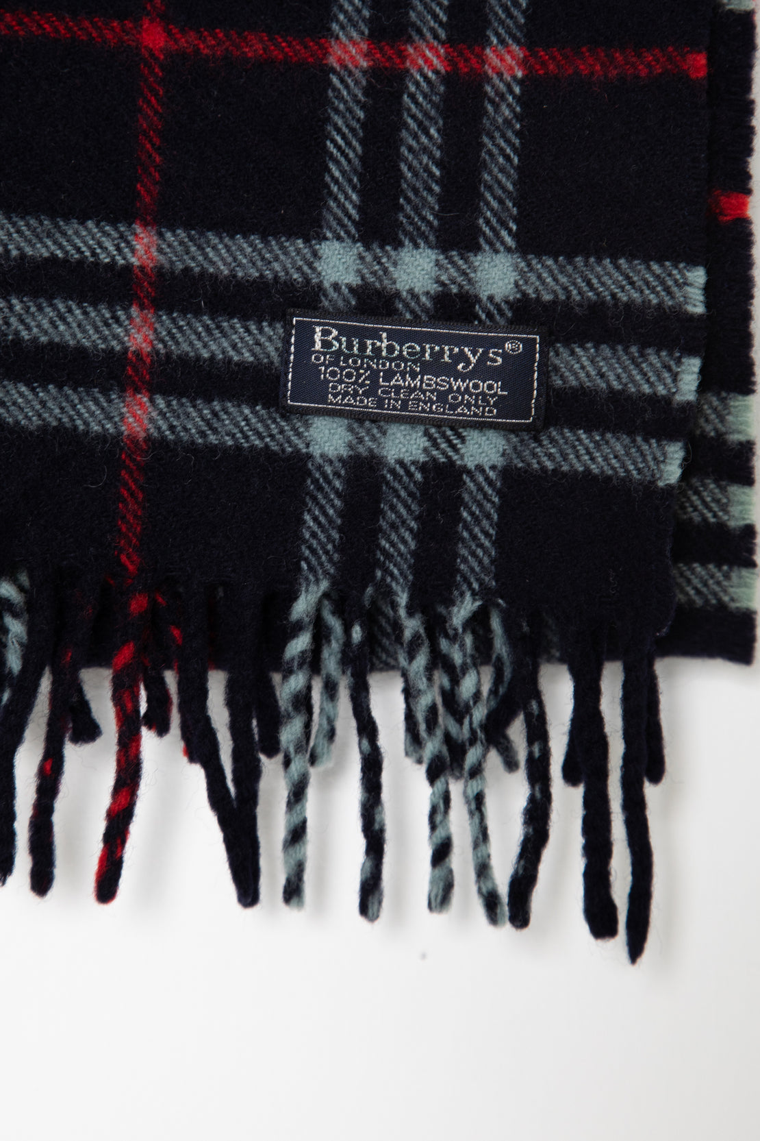 Burberry Scarf Lambswool