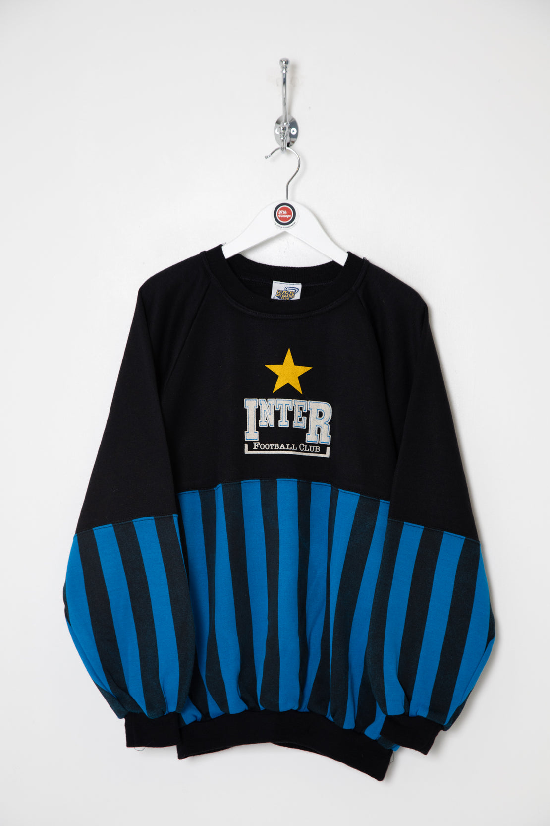 1992 Inter Milan Sweatshirt (L)