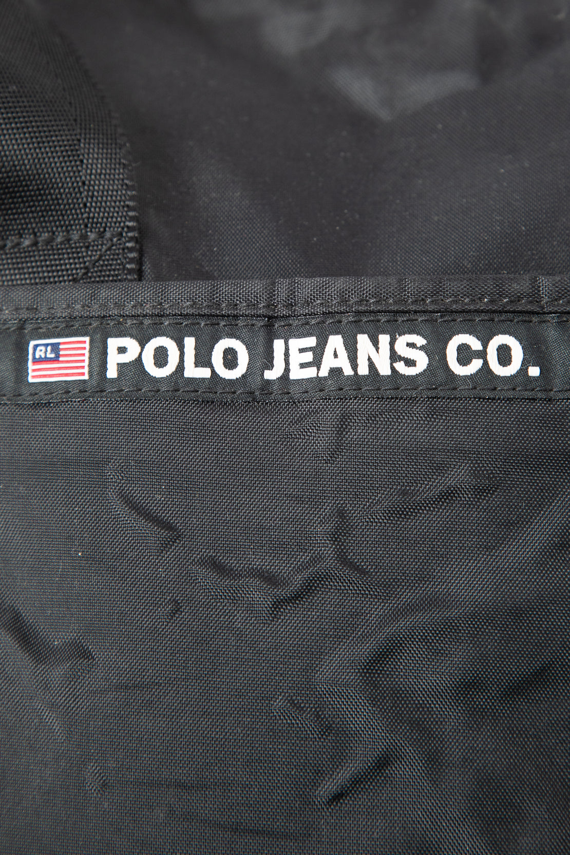 Ralph Lauren Polo Jeans Tote Bag