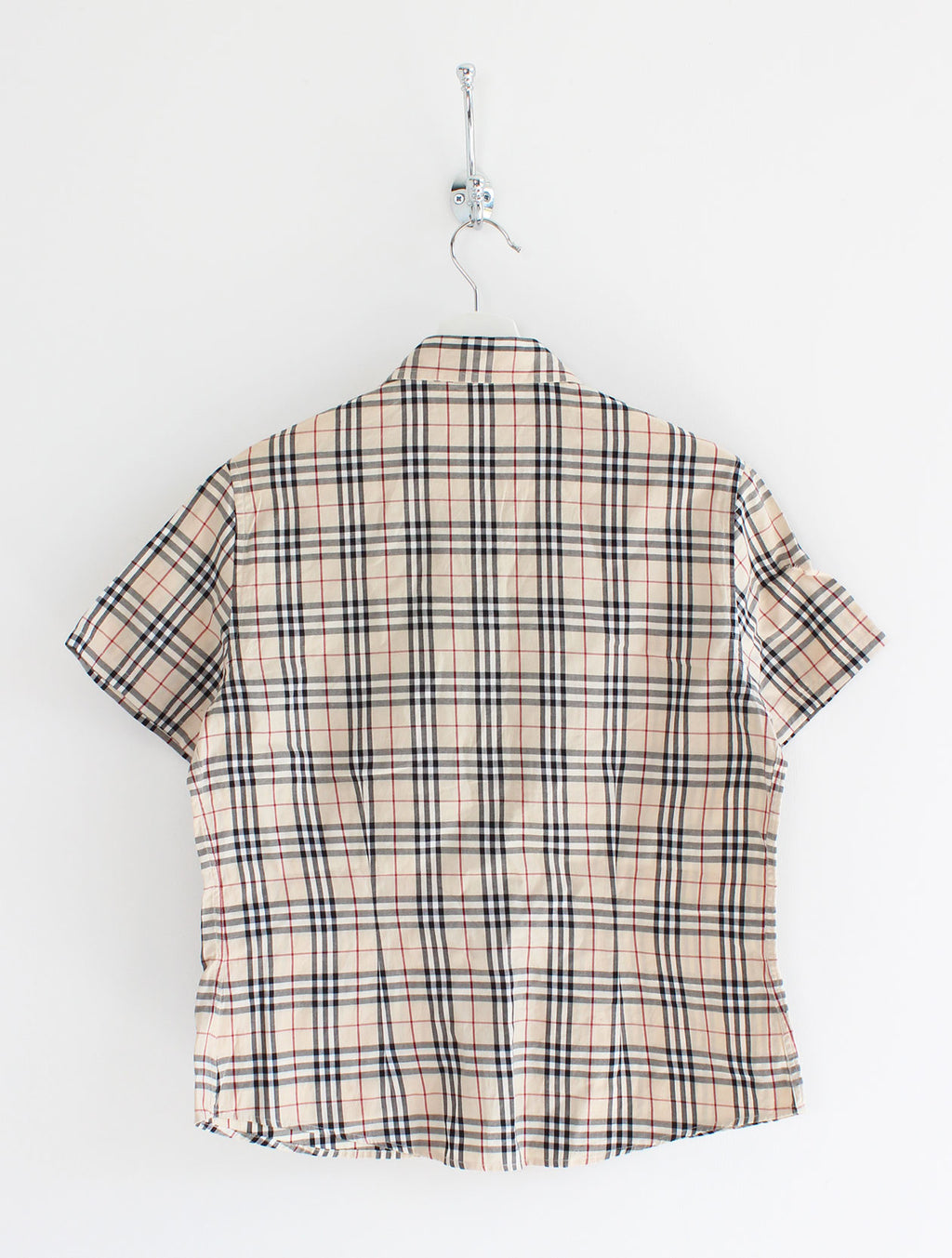Women's Burberry Nova Check Shirt (L)