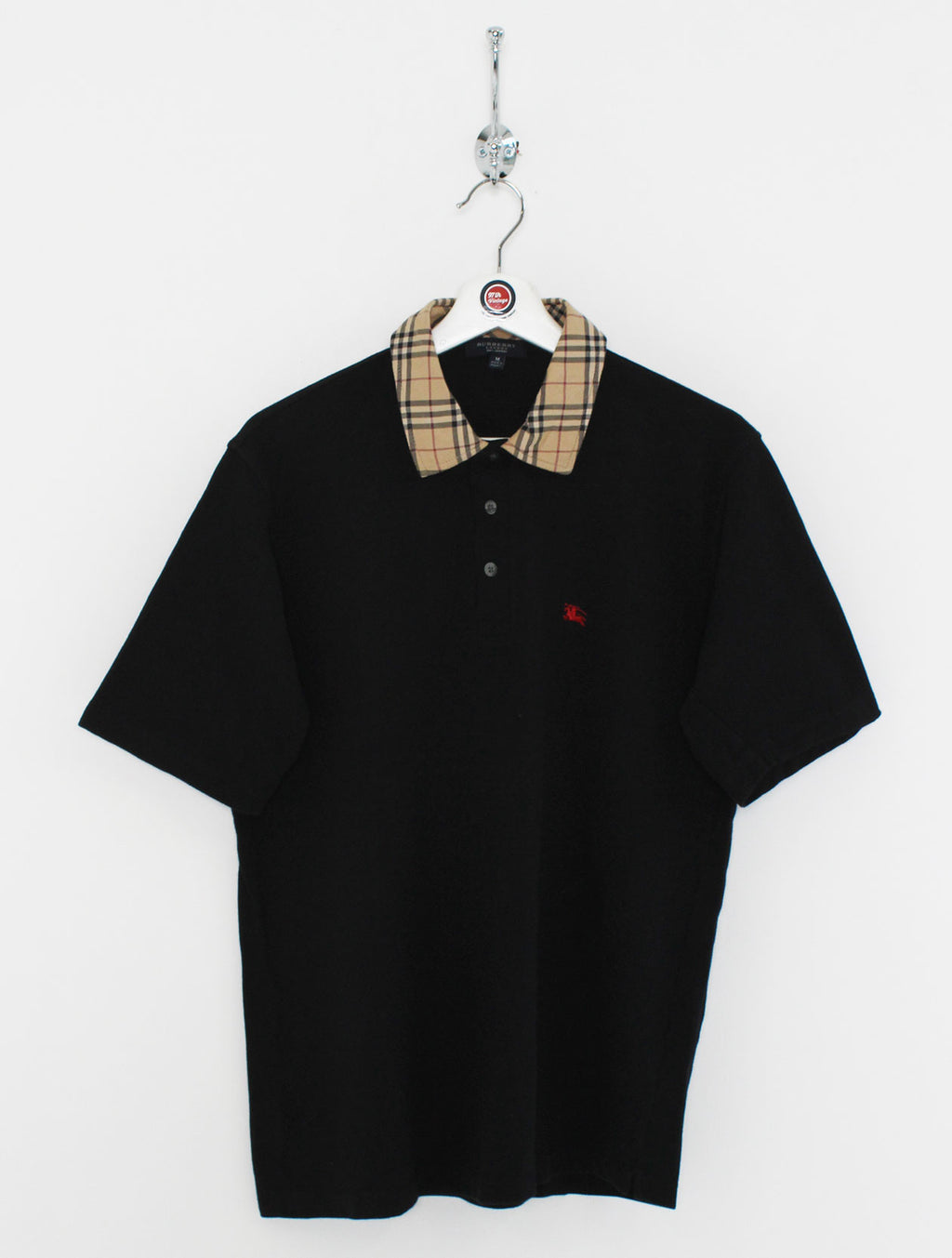 Burberry Polo Shirt (M)