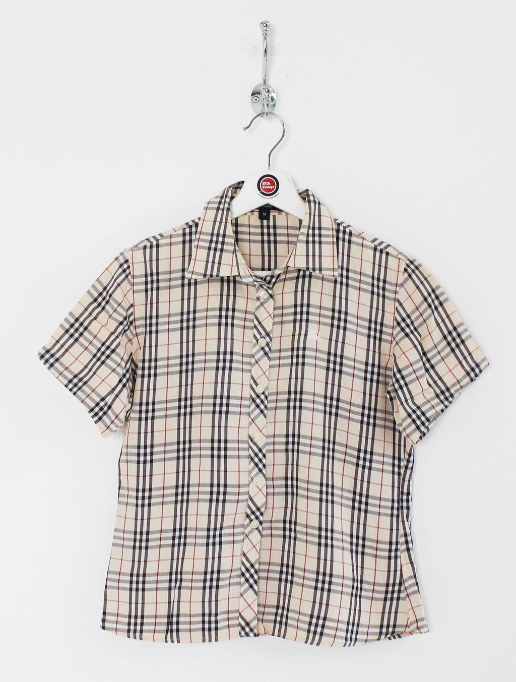 Women's Burberry Shirt (M)