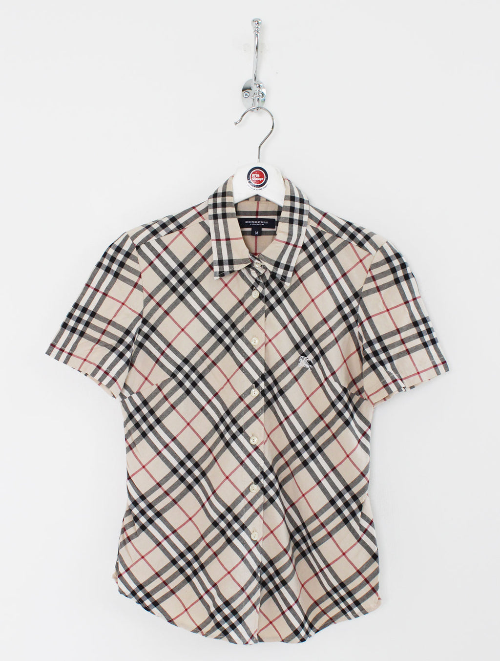 Women's Burberry Shirt (S)
