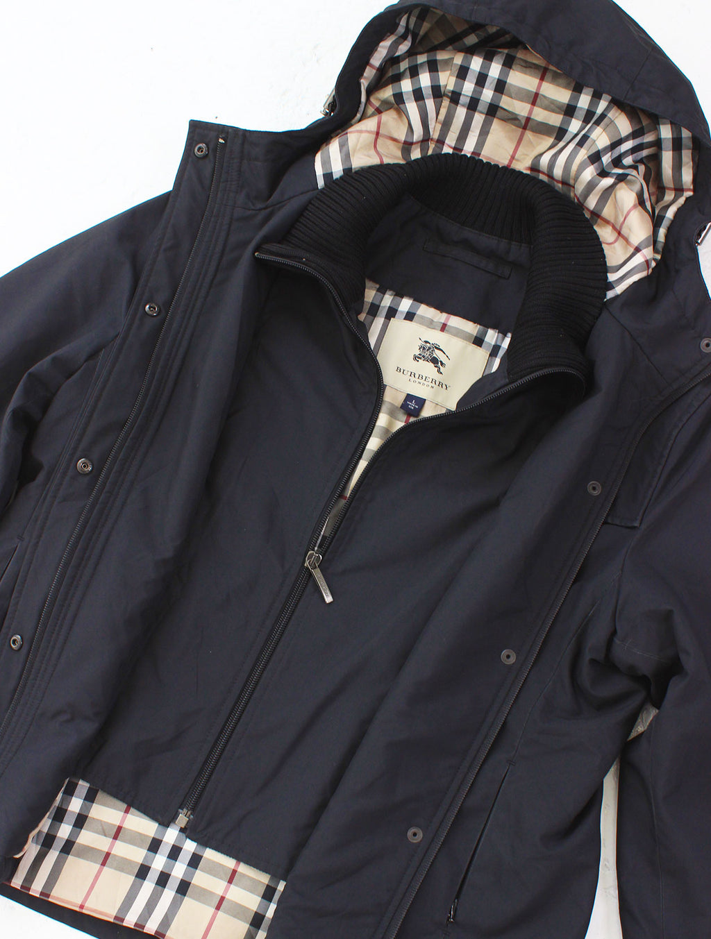 Women's Burberry Jacket (L)